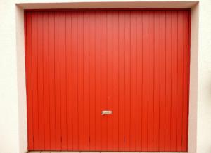 Oude-garagedeur